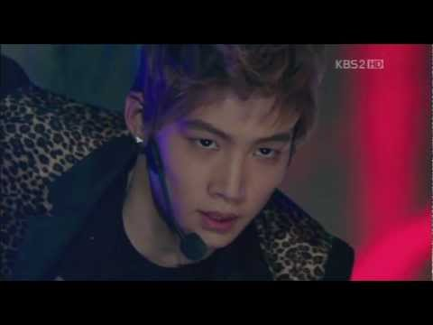 JB and Jin Yoo-Jin Stage Performance DHigh Episode 5 cut