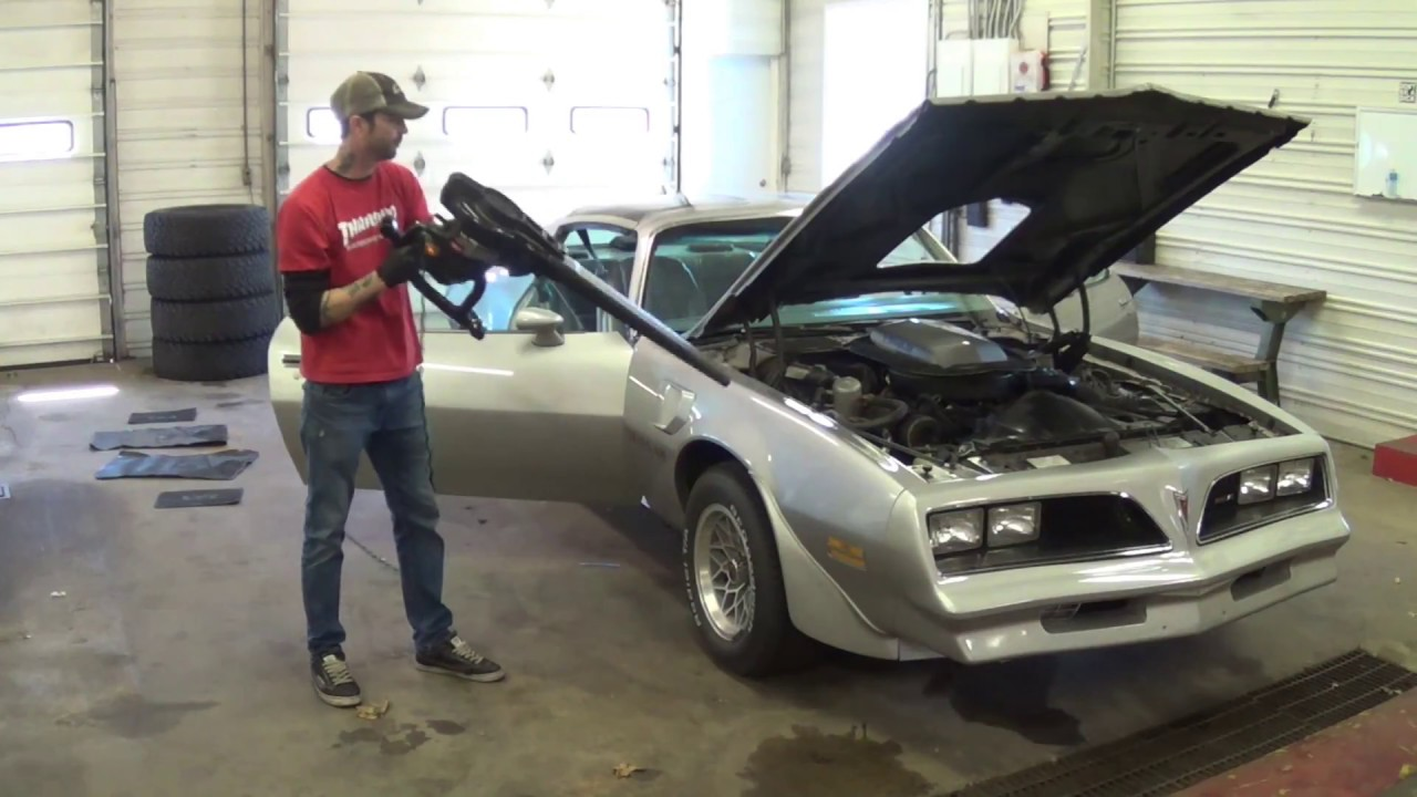 HOW TO DETAIL A SHOW CAR TRANS AM PROFESSIONAL AUTO DETAIL - Show car products