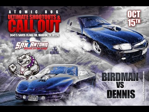 """Birdman at """"Atomic Dogs"""" Ultimate Shootouts & Call out This video is rated """"R"""" no kids"""