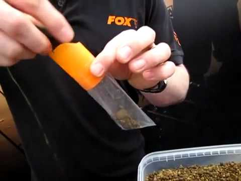 FOX RAPIDE LOAD - EXCLUSIVE DEMO OF CARP FISHING GADGET