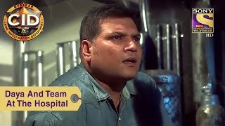 Your Favorite Character | Daya And Team At The Hospital | CID