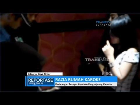 Razia Rumah Karaoke, Seluruh Tamu Tes Urine