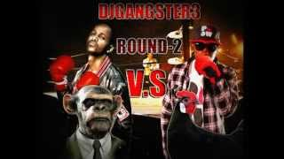 Rekeson Ft El Prieto - Round 2 Mix (2012) Dj Gangster3 + DESCARGA