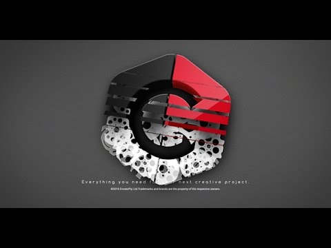 Gears Logo Ident | After Effects template - YouTube