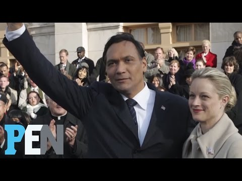 'LA Law' To 'NYPD Blue' Jimmy Smits Talks About His Favorite TV Roles | PEN | Entertainment Weekly