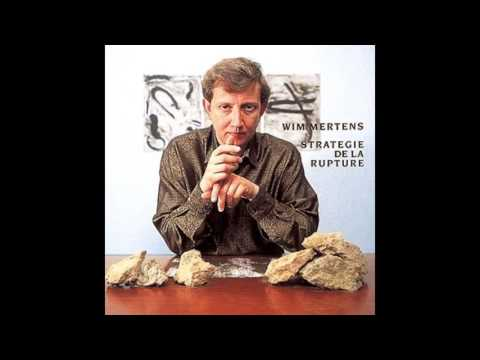 Wim Mertens – Darpa (album  Strategie De La Rupture) 1991
