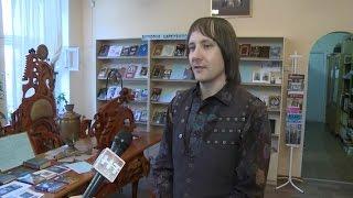 В библиотеке имени Дмитрия Балашова состоялась встреча с эстрадным певцом, актером и телеведущим