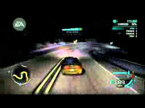 لعبة سباق السيارات نيد فور سبيد للكمبيوتر