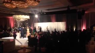 Shir lamalot bride entrance by LEVI Beverly Hills Jewish we