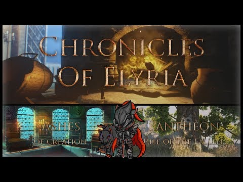 Upcoming 🏰MMO/MMORPG News 10/21/18 - [Chronicles of Elyria|Pantheon MMO|Ashes of Creation]