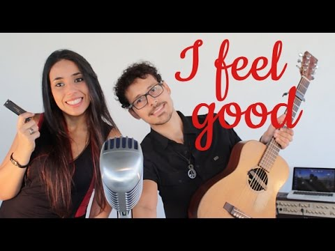 I feel good, James Brown - DAMA-TRIZ (cover)