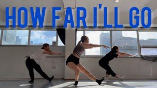 [Jazz] How Far I'll Go - Auli'…