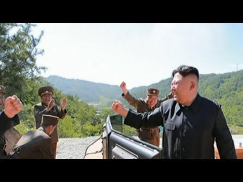 North Korea launched intercontinental ballistic missile, U.S. officials say
