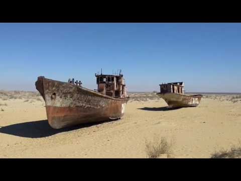 Nukus and the Aral Sea