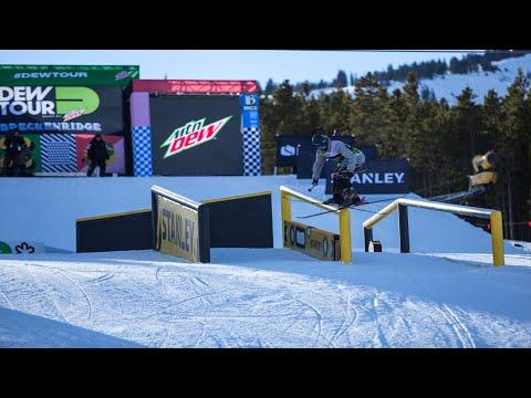 Men's Ski Slopestyle Final | 2018 Winter Dew Tour Day 3 Live Webcast