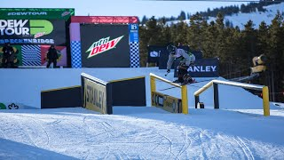 Men's Ski Slopestyle Final | 2018 Winter Dew Tour Day 3 Live Webcast