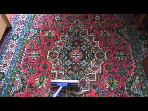 #186.Kyiv.Kак я чищу напольные ковры