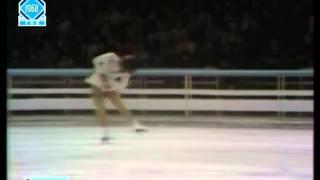 Zsuzsa Almassy - 1968 Olympics - FS