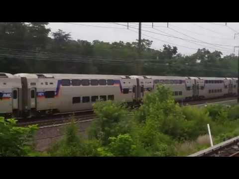 Railfanning Northeast Corridor, Landover MD