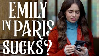 emily in paris sucked (a review) 🍷👡✨