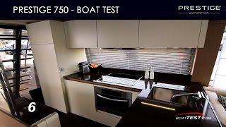 Prestige 750 - by BoatTest