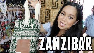 EXPLORING ZANZIBAR! - August 05, 2017 -  ItsJudysLife Vlogs