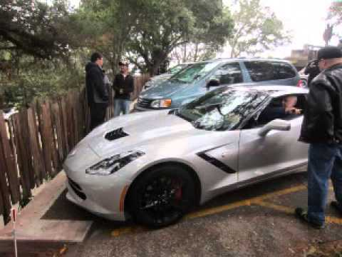Corvette Syndicate Big Sur to Morro Bay 2013
