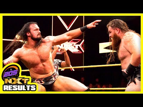 NEW #1 CONTENDER FOR NXT TITLE ! NXT & 205 Live Review (Going In Raw Pro Wrestling Podcast Ep. 260)