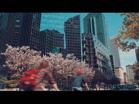 Montréal au printemps // Montréal in spring