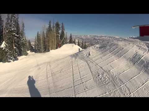 This from the X Games from Snowmass.