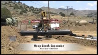 Comstock Mining March To Production #4- Heap Leach Expansion