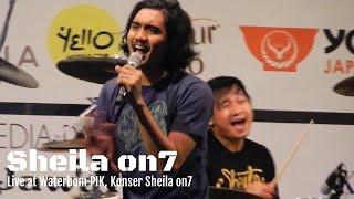 Sheila on7 - Film Favorit Dan Terimakasih   At PIK Waterbom Jakarta 2018