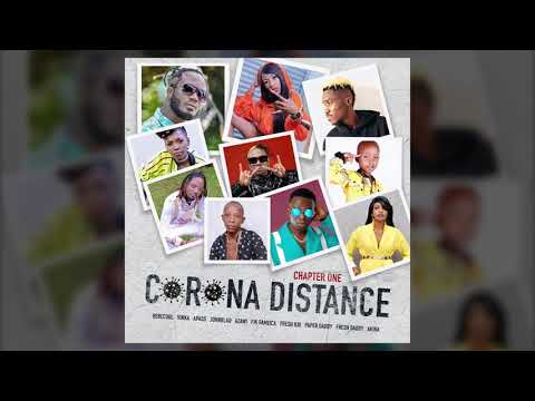 Corona Distance - Bebe Cool ft Ugandan Allstars (Chapter One Official Audio)