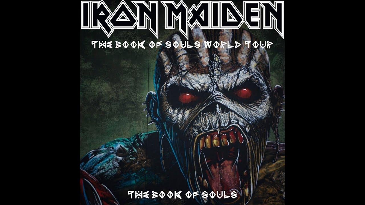 Iron Maiden Tour Setlist
