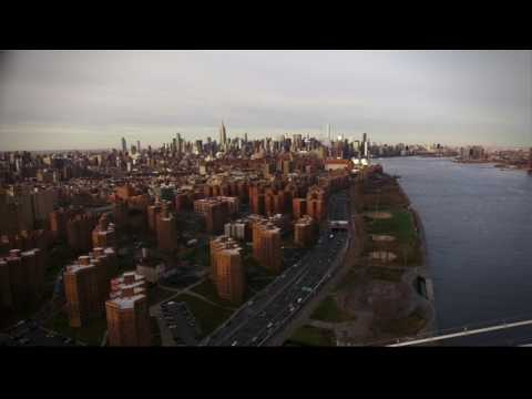New York City Lower East Side Dec 16