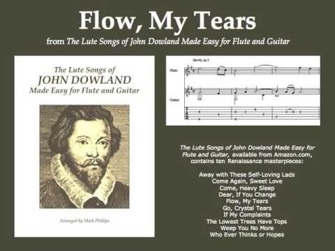Flow My Tears Dowland Image One