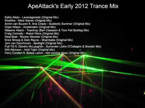 ApeAttack's Early 2012 Trance Mix