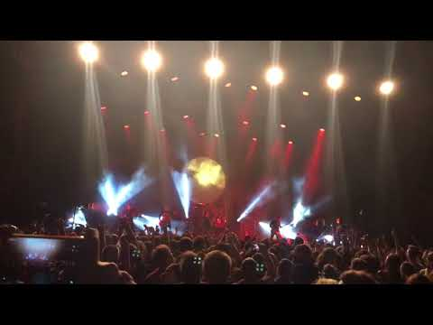 Architects - Doomsday Live Prague 25.1.2018
