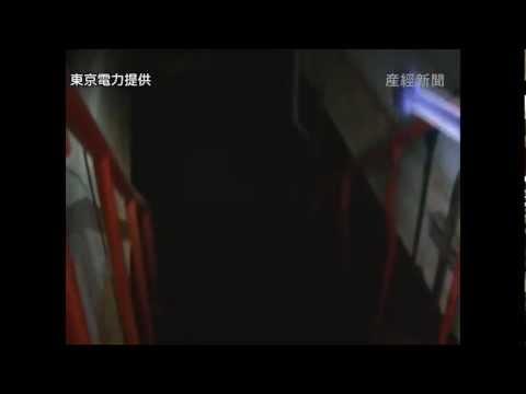 福島第1原発3号機 事故後初 地下に作業員