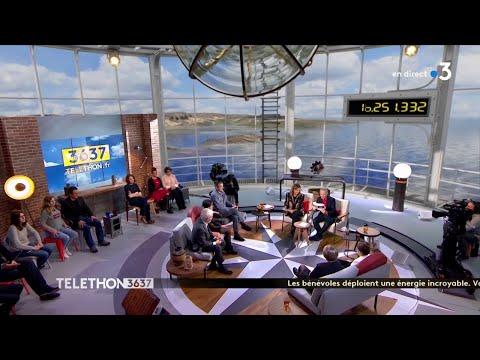 A Généthon, Un équipe Est Dédiée à La Recherche Sur Les Maladies Rares Du Foie  | Téléthon 2019