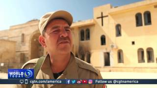 Christians in Mosul fear violence will continue after reconstruction