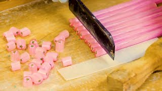 How to make Japanese traditional candy KINTARO-AME