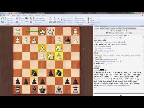 DailyChess.org - Staunton Chess Group - Baeta vs Morpheme