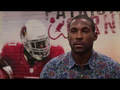 Patrick Peterson's Seventh Corner at Hartford Sylvia Encinas Elementary School