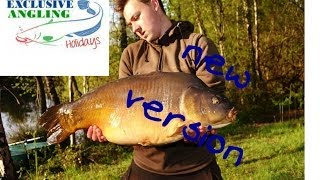 carp fishing in france new version at exclusive angling holidays