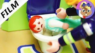 Film Playmobil en français | Emma est coincée dans les toilettes - C'est la faute du plâtre