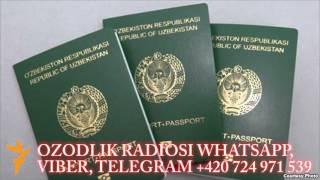 Паспорт бўлимлари: Янги йилгача паспорт олмаганлар жаримага тортилади деган кўрсатма бўлмаган