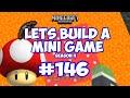 Minecraft Xbox - Lets Build A Mini Game World - 146 - MUSHROOM MAN