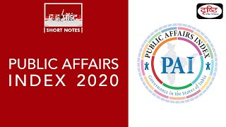 Public Affairs Index 2020 -To The Point