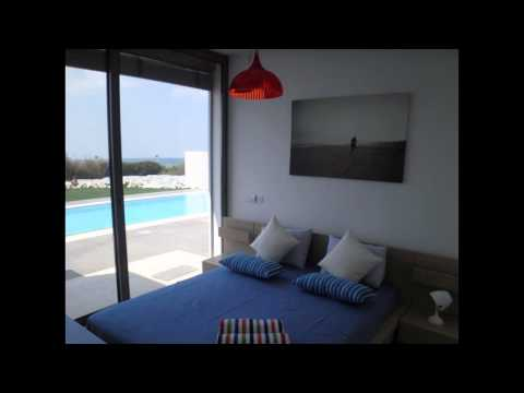 CYPRUS - AYIA NAPA  LUXURY SEAFRONT VILLA 3 BEDROOMS FOR RENT WEEKLY!!!!